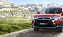 Mitsubishi Outlander Offroad