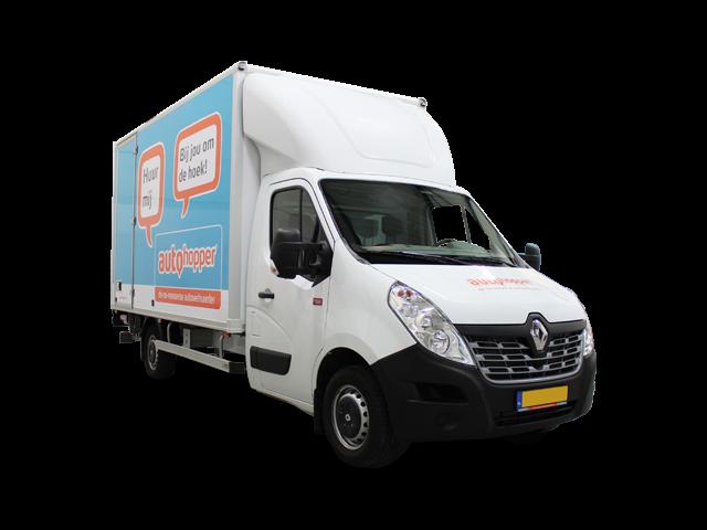 Bakwagen als verhuisauto huren in Franeker of Leeuwarden.
